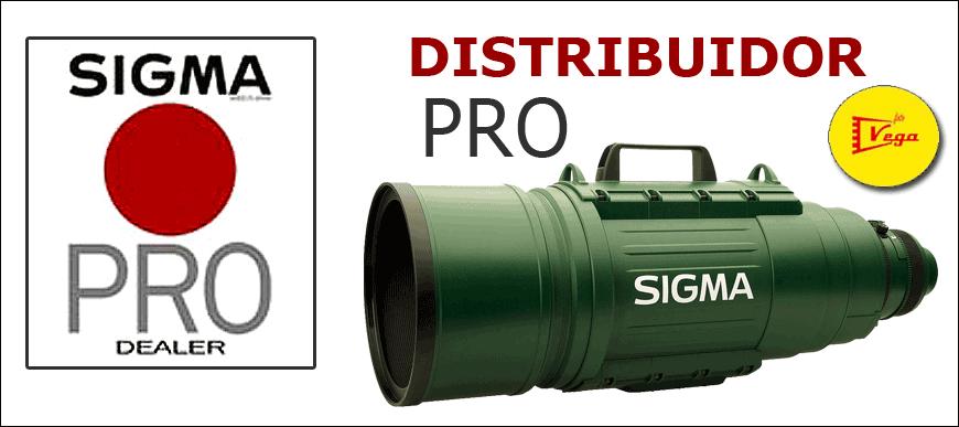 Distribuidor Sigma PRO