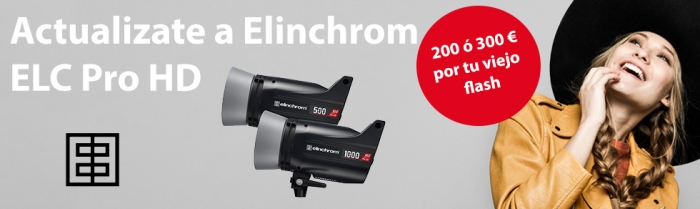 Elinchrom Flash ELC Pro HD Fotovega Renuevate