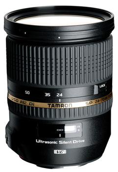 Tamron SP AF 24-70mm f/2.8 Di VC USD